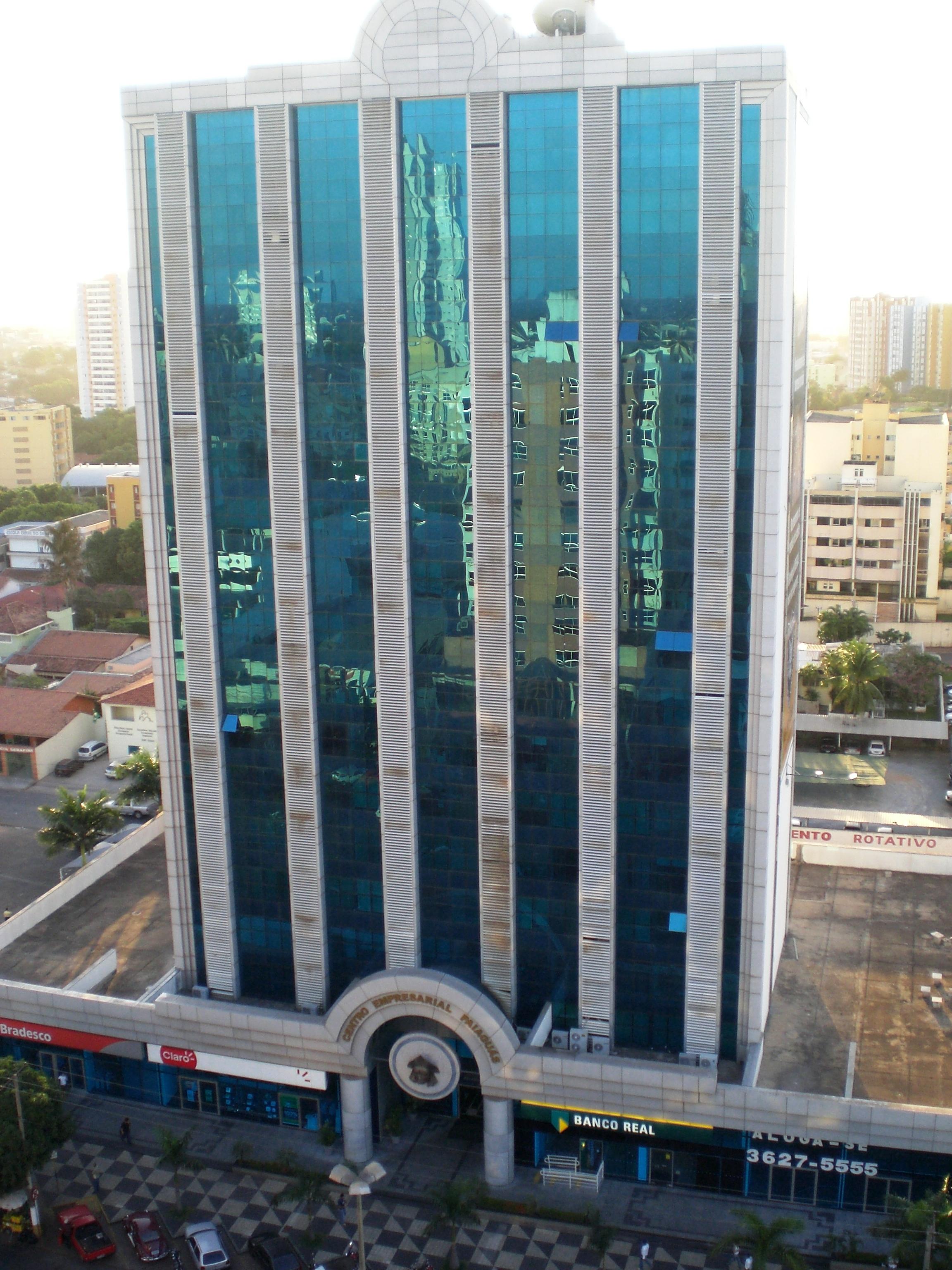 Centro Empresairal Paiaguás