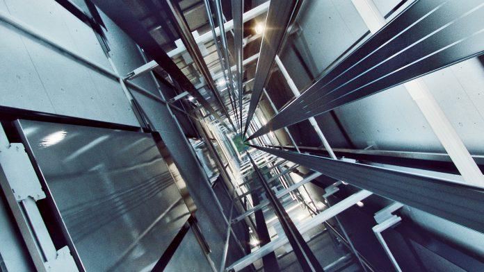 Manutenção elevadores