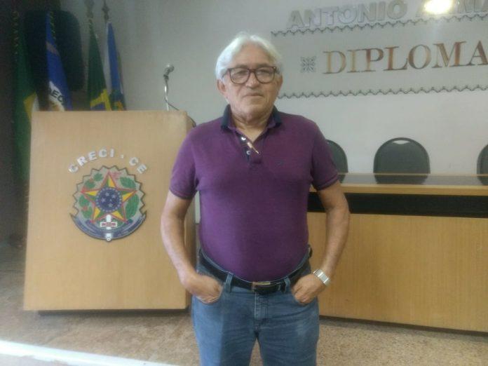 Julião Cavalcante - Síndico de Fortaleza