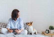 Cachorrineo e sua Humana