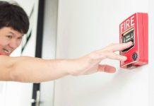 Síndico Alarme de incendio