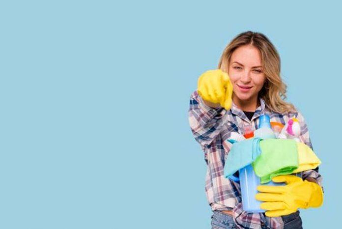 Como manter a limpeza do condomínio