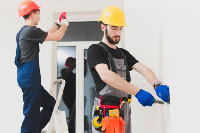 Como são feitas as manutenções em seu condomínio