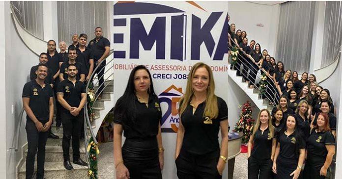 Emika completou 25 anos de sucesso no mundo condominial