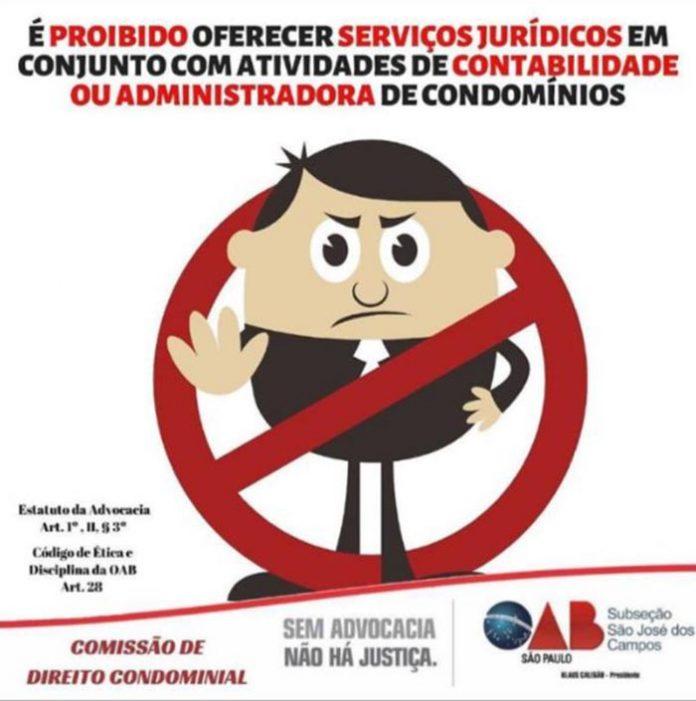 A ética e o exercício ilegal da Advocacia.