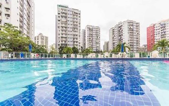 Barra da Tijuca, na Zona Oeste do Rio