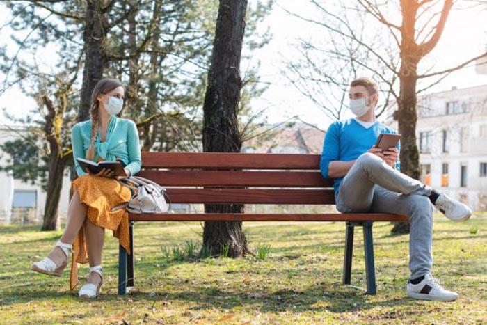 O que é o distanciamento social