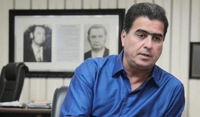 Prefeito de Cuiabá, Emanuel Pinheiro (MDB)