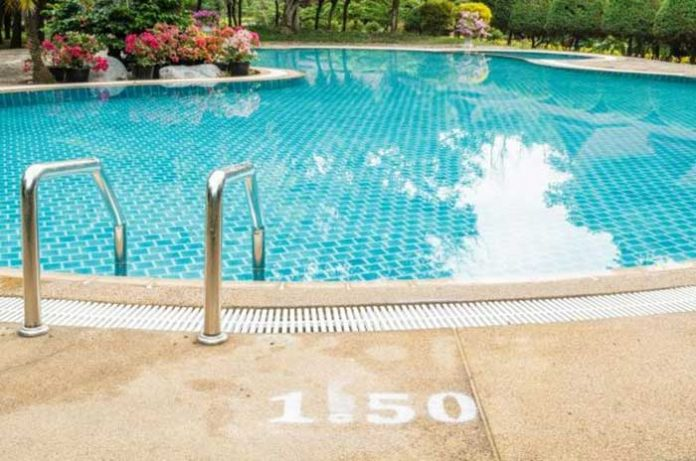 Pode usar a piscina do prédio durante a pandemia?