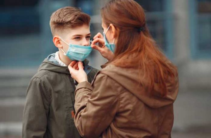 aprenda a descartar corretamente as máscaras de proteção