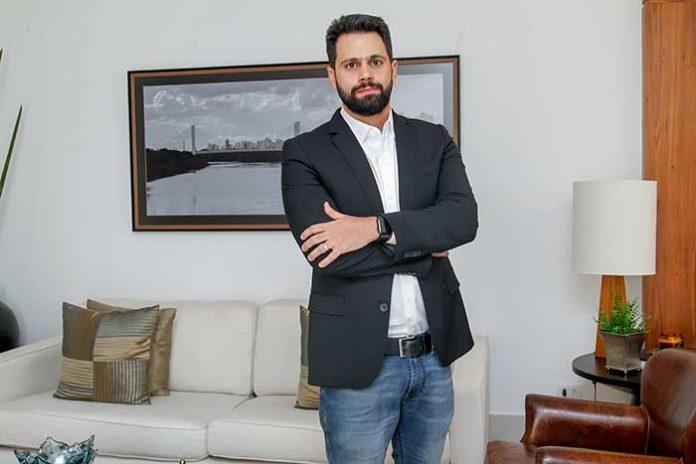 Omar Maluf – CEO do Grupo São Benedito