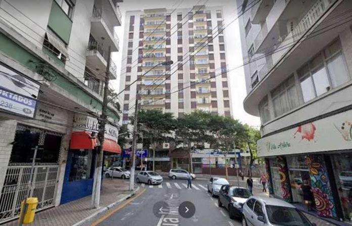 Quadrilha aluga apartamento para fazer arrastão em prédio no Centro de Santo André, no ABC Paulista.