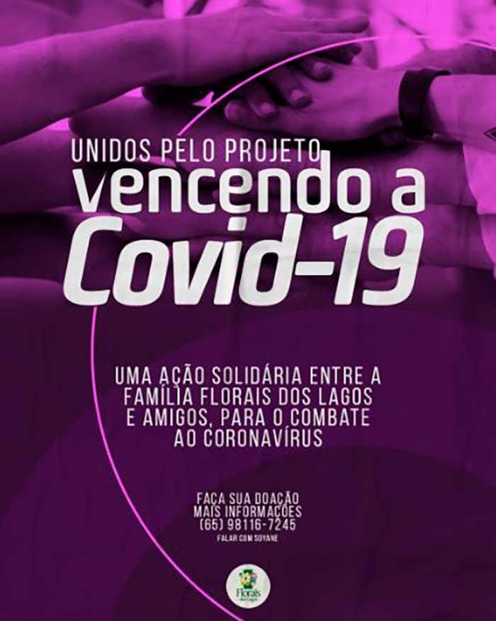 Médicos de Mato Grosso criam projeto para atender voluntariamente a população com sintomas de Covid-19