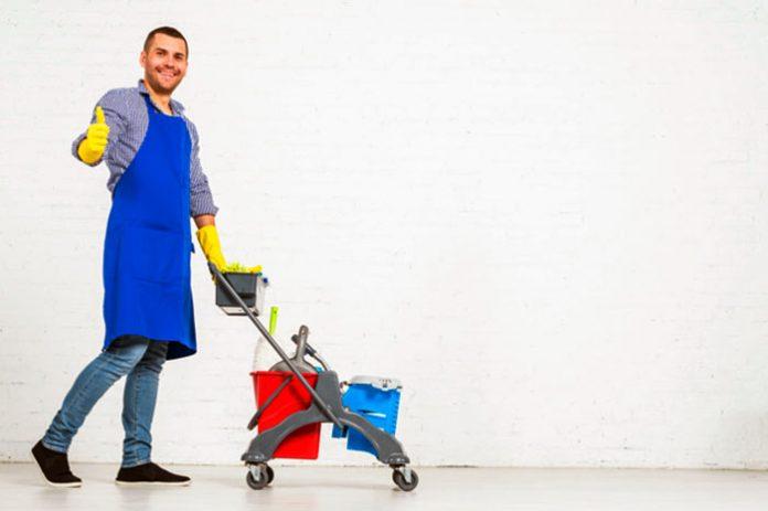 Manual de limpeza dos condomínios