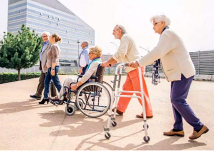 acessibilidade para idosos e deficientes
