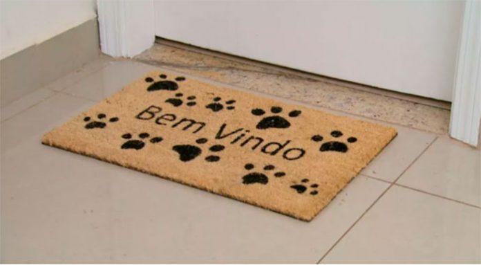 Cachorro ganhou direito de permanecer e circular no condomínio — Foto: Ronaldo Gomes/EPTV