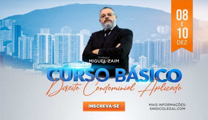 Curso básico de Direito Condominial Aplicado