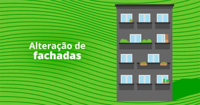 alteração de fachada em condomínio