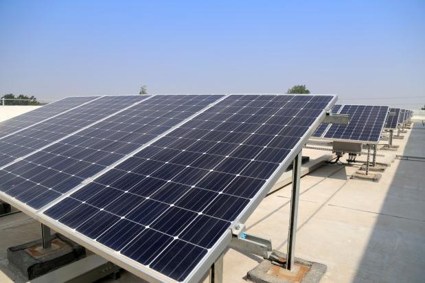 placas solares em condomínio