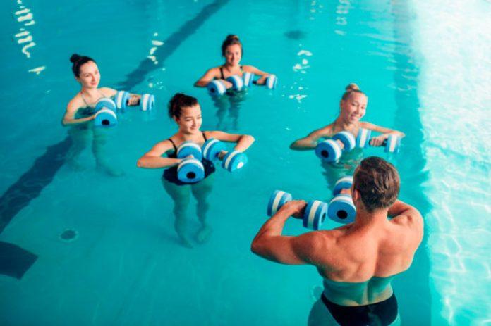 O novo coronavírus é ou não é resistente a água da piscina?