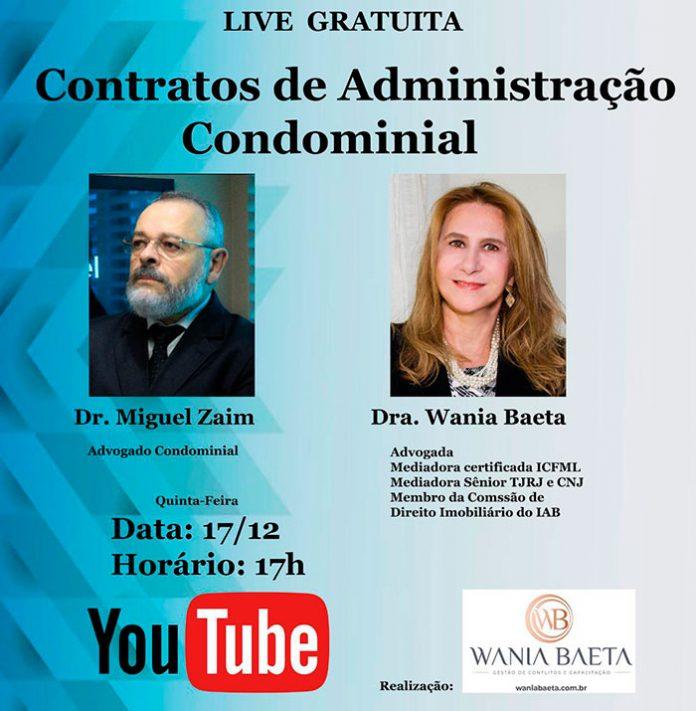 Contratos de Administração Condominial