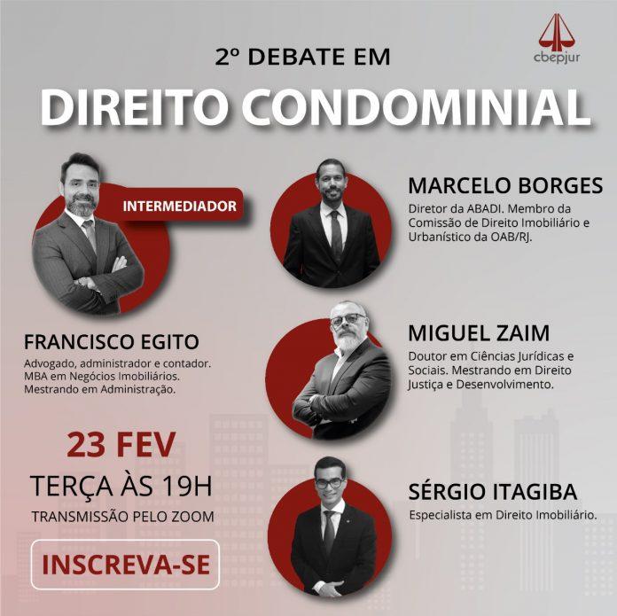 2° debate em Direito Condominial