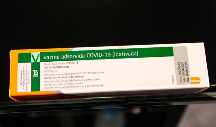 CoronaVac tem apresentado bons resultados contra 2 das novas variantes