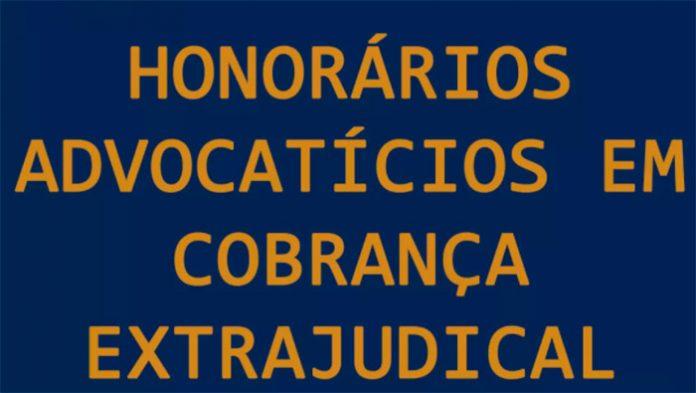 honorário advocatícios